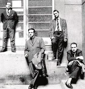 Gil de Biedma, JA Goytisolo, Barral, JM Castellet