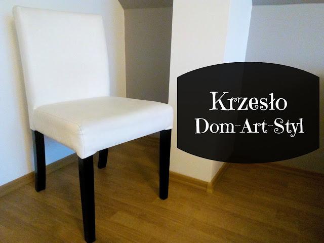 RECENZJA: Krzesło | Dom-Art-Styl