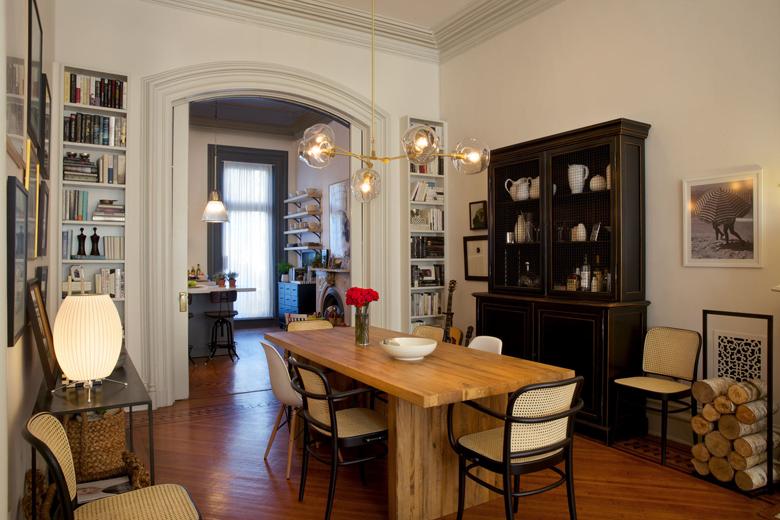 """Wnętrza i kuchnia w filmie """"Praktykant"""". Nancy Meyers"""