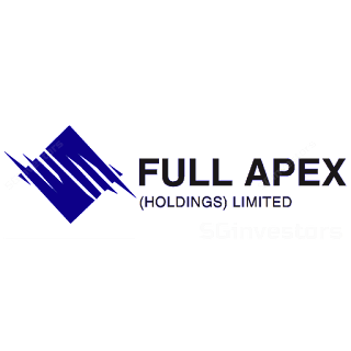 FULL APEX (HOLDINGS) LIMITED (BTY.SI) @ SG investors.io
