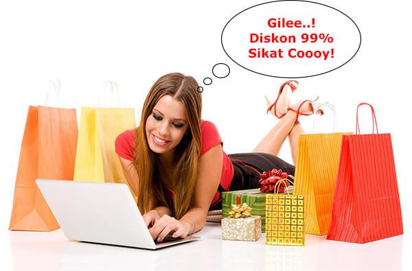 Cara belanja dari toko online yang aman dan murah