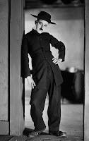 """Чарли Чаплин в """"Пилигриме"""". Фотограф: Джеймс Эббе - 10"""