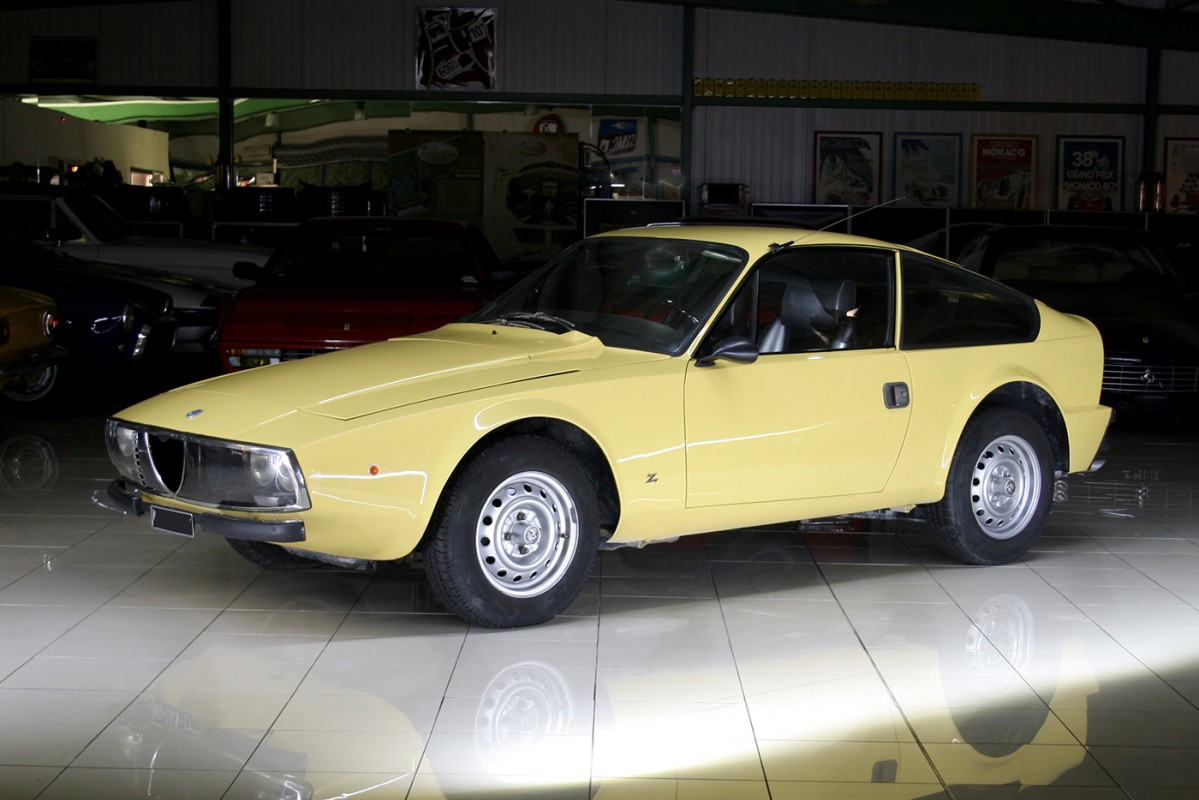1970 Alfa Romeo Junior Zagato 1300 For Sale At Aux Chateaux Du Sud
