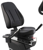 Sole LCR's adjustable seat on sliding seat rail system, image