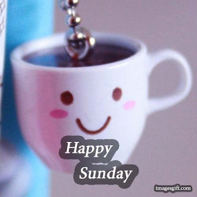 happy sunday images cute