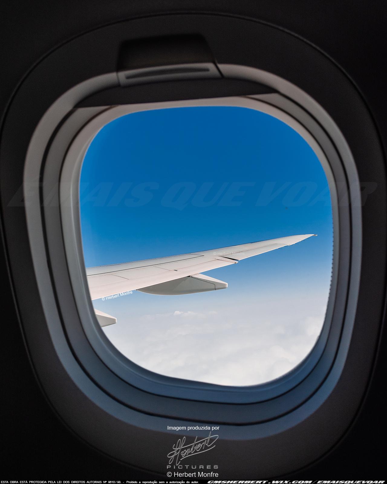 Flightimages: Voamos no Embraer E195-E2 TechLion Profit Hunter PR-ZIQ | Fotos © Herbert Monfre | É MAIS QUE VOAR