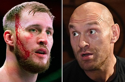 Tyson Fury will face Otto Wallin on Sept. 14 in Las Vegas, Fight date, time, place confirmed.