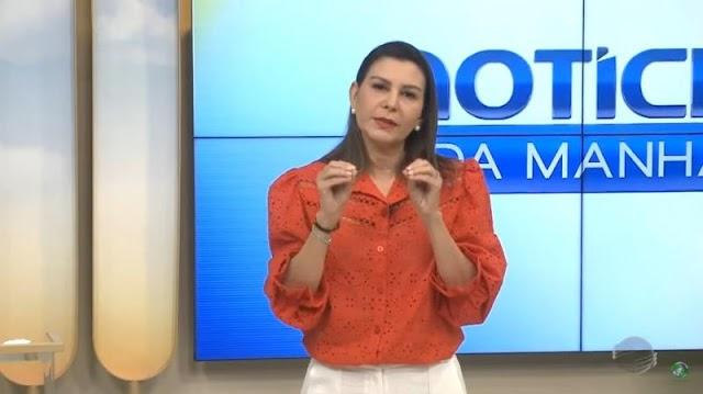 Nadja Rodrigues pega todo mundo de surpresa e deixa a TV Cidade Verde