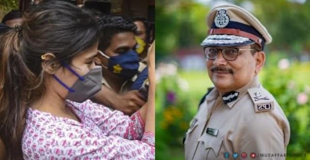रिया की गिरफ्तारी पर बिहार के डीजीपी का बयान, सुशांत को इंसाफ की ओर पहला कदम