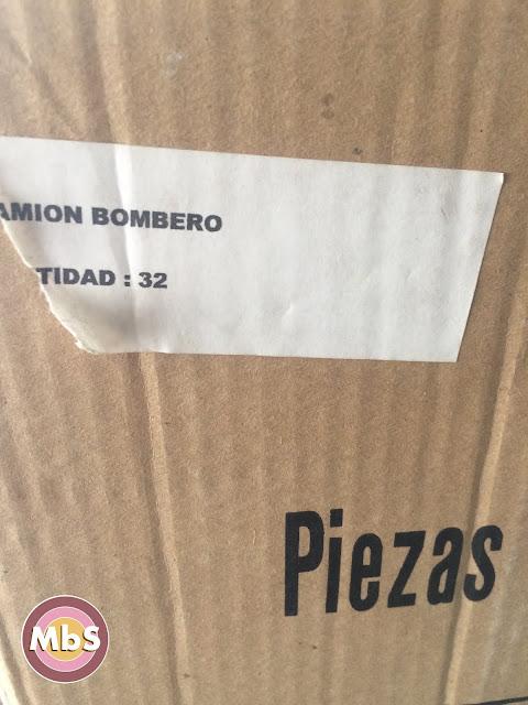 Caja de cartón para la distribución en tiendas de los productos de Comansi - Coman boys