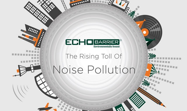 The sudden rise in noise pollution