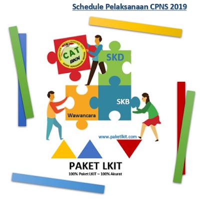 Jadwal Rekrutmen CPNS 2019