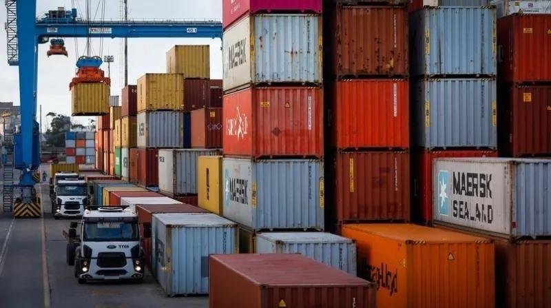 Falta de contêineres limitam exportações do agronegócio brasileiro