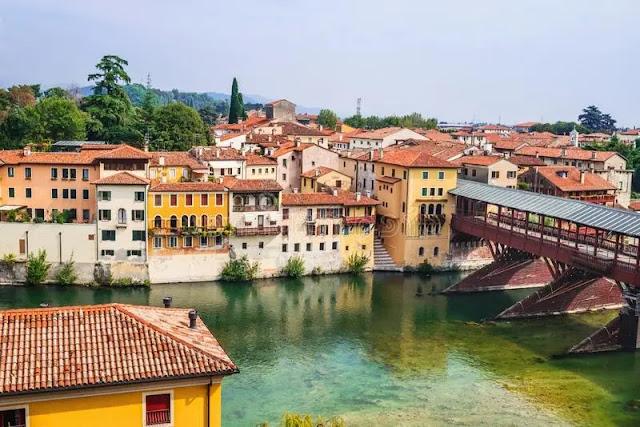 20. Veneto Regions of Italy