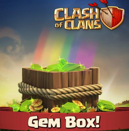 Cara Beli Gems Clash of Clans Via ATM Tanpa Kartu Kredit