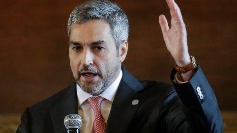 Exigen juicio político para dupla presidencial en Paraguay