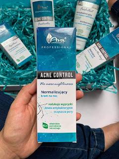Acne Control Ava Laboratorium