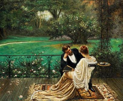 Tips Membeli Lukisan Romantis