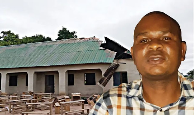 How Soldiers Burnt My School, Looted My Shop - Paul Gaza