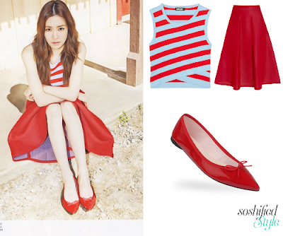 Steal the Look: Tiffany SNSD