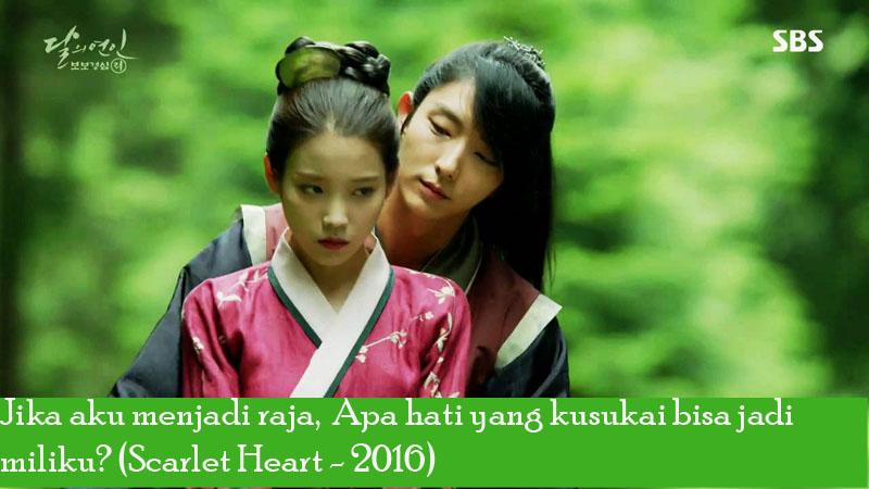 10 Kata Bijak Tentang Cinta Paling Romantis di Drama Korea