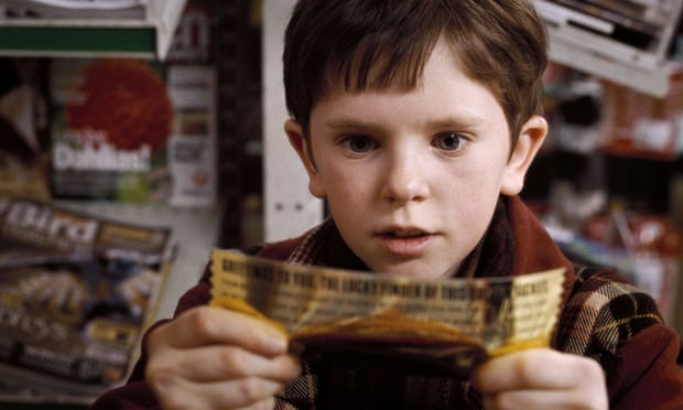 Charlie Bucket Chocolate Factory - Only Child