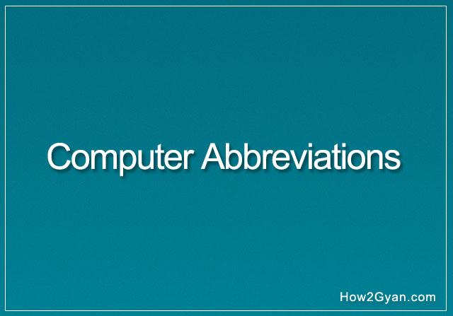 computer-abbreviations-list