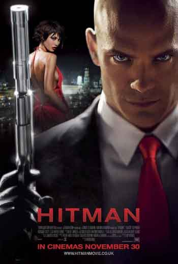 Hitman 2007 720p 850MB BRRip Dual Audio [Hindi - English] MKV