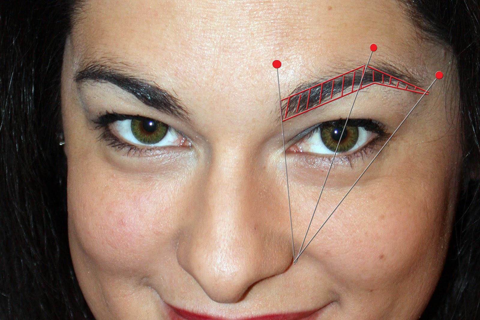 Tattoo Above Eyebrow Meaning: Rachel Ferran Make-Up Artist: HD (High Definition) Brows