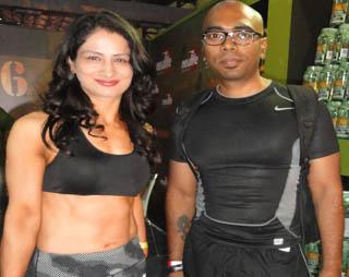 Female Bodybuilding Training India