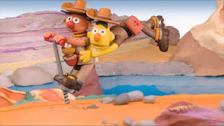 Bert and Ernie's Great Adventures The Platypus, Sesame Street Episode 4316 Finishing the Splat season 43