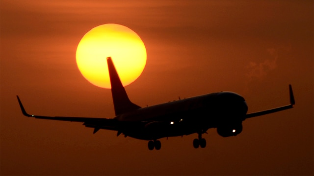 Binggung Cara Shalat di Pesawat Terbang?, Ikuti 5 Langkah Mudah Ini