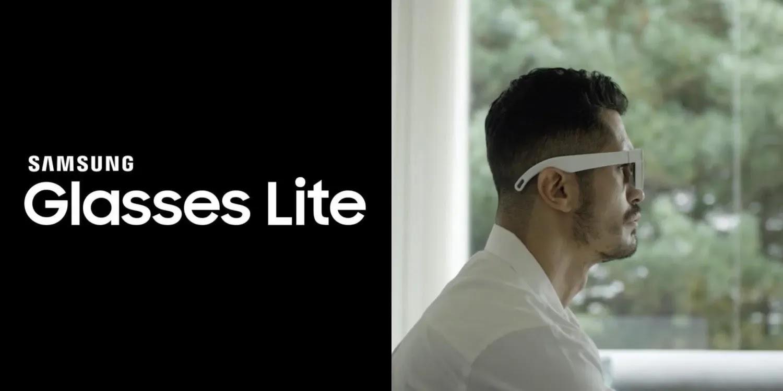"""تسرّب مقاطع فيديو مفهوم سامسونج رؤية الواقع المعزز """"Glasses Lite"""" و """"Next Wearable Computing"""""""