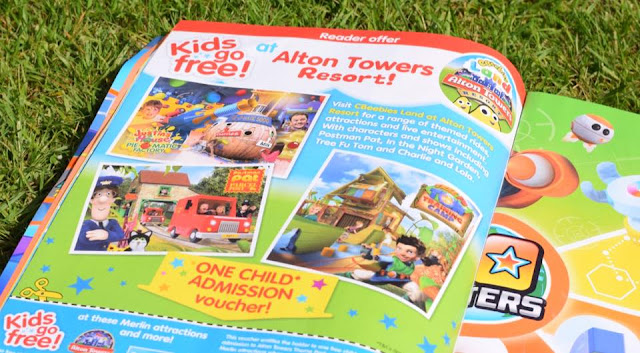 Kids go free at Alton Towers, Cbeebies Land, Sealife and other Merlin attractions
