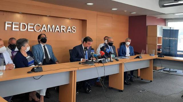 FEDECÁMARAS PRESENTÓ PROPUESTA DE VACUNACIÓN A TRABAJADORES PRIVADOS