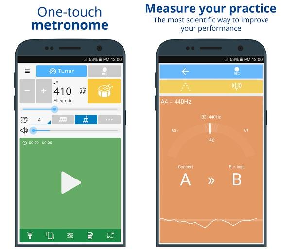 Top 10 Aplikasi Stem Gitar Untuk Android (Terbaik & Terakurat