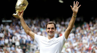 Roger Federer names Wimbledon as potential future farewell venue