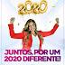 Mensagem de fim de ano da presidente da UBV Edylene Ferreira