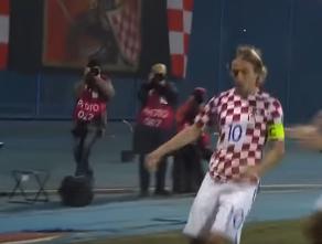 سويسرا وكرواتيا تقتربان من الوصول إلى كأس العالم
