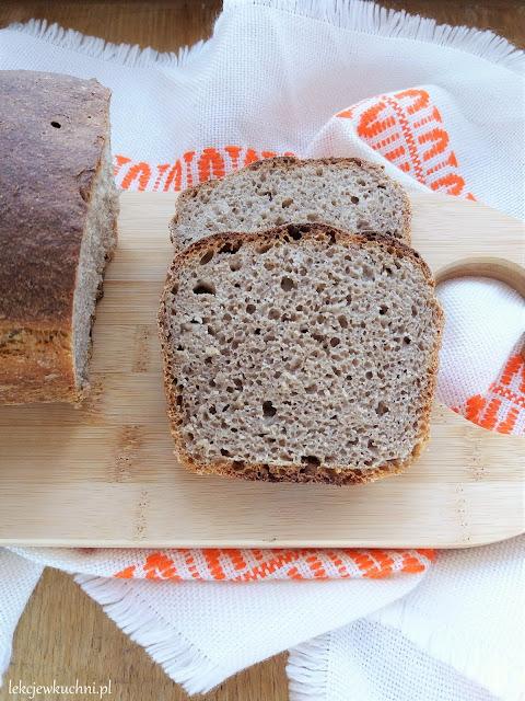 Łatwy chleb na zakwasie przepis tradycyjny