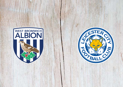 West Bromwich Albion vs Leicester City -Highlights 13 September 2020