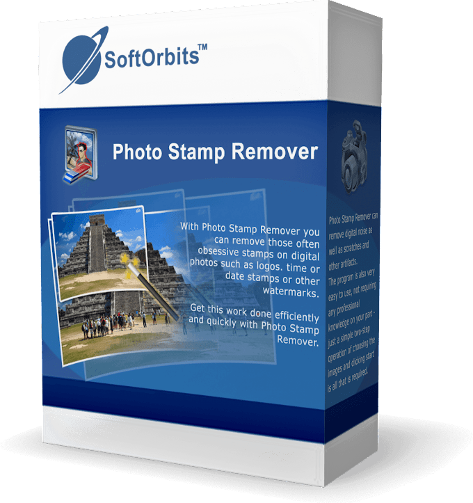 SoftOrbits Photo Stamp Remover 9.1 Serial