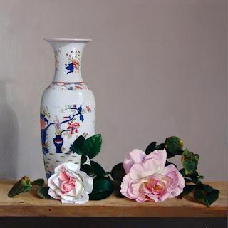 presentacion-de-cuadros-bodegones-con-flores cuadros-realistas-bodegones-flores