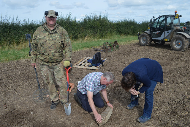 Detectorist finds Roman lead pig ingot in Wales