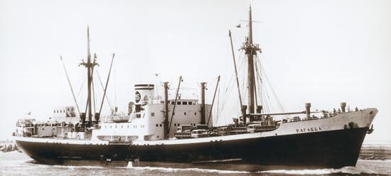 MSC Rafaela 1971
