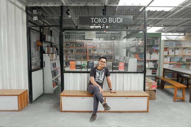 5 Cara Kreatif Meningkatkan Literasi ala Irwan Bajang - CEO Indie Book Corner