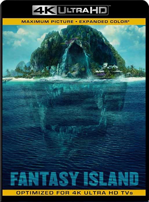 La isla de la fantasía (2020) 4K 2160p UHD [HDR] Latino [GoogleDrive]