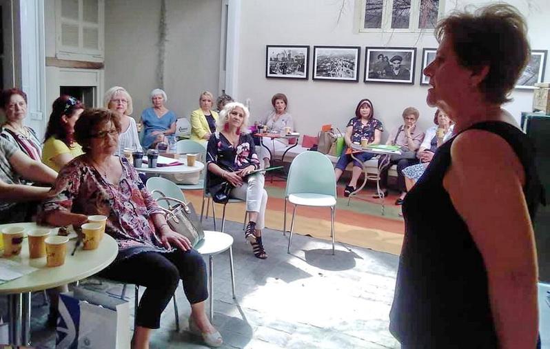 Αλεξανδρούπολη: Περιφερειακή Συνδιάσκεψη Μακεδονίας - Θράκης της Ένωσης Γυναικών Ελλάδας
