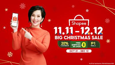Shopee Welcomes Kris Aquino as its New Brand Ambassador for the 11.11 – 12.12 Big Christmas Sale