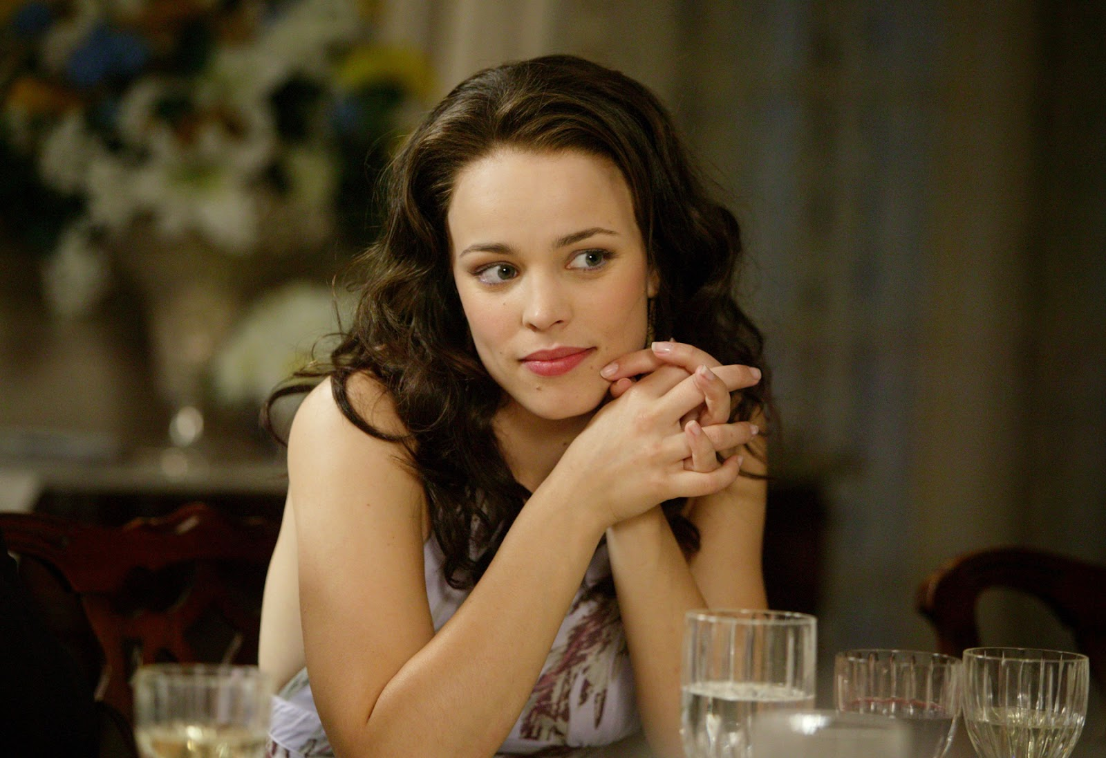 raucous comedy, Wedding Crashers thrives within a clever premise ... Rachel Mcadams Wedding Crashers